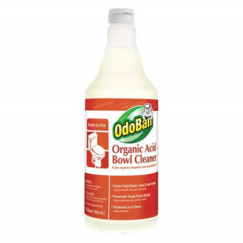 ODOBAN EARTH CHOICE 935462-Q Toilet Bowl Cleaner,32 oz, PK12