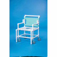 Innovative Products Unlimited Bariatric Shower Chair with 24'' Between Arms