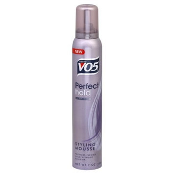 Alberto Vo5 Perfect Hold Styling Mousse, 7 Oz.