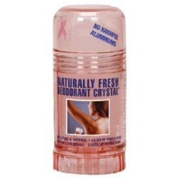 Naturally Fresh Deodorant Crystal Blue Stick -- 4.25 oz