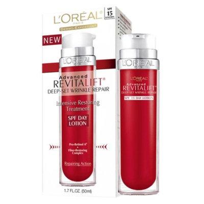L'Oréal Paris RevitaLift® Deep-Set Wrinkle Repair SPF Day Lotion SPF 15