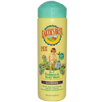 Earth's Best 2 in 1 Shampoo & Body Wash