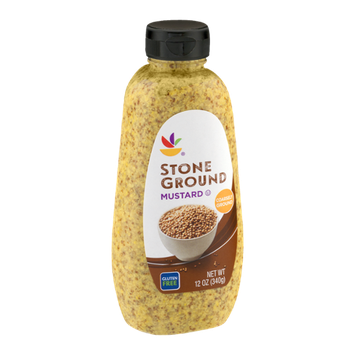 Ahold Stone Ground Mustard