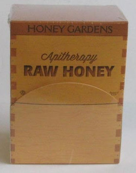 Raw Honey, On-the-Go Packet Honey Gardens 20 Packets Box