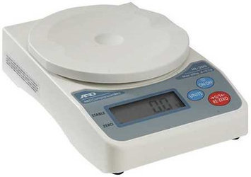 A & D WEIGHING HL-2000I Compact Digital Scale, SS Pltfrm,2000gCap
