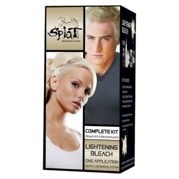 SPLAT Bleach and Complete Color Kit SPLAT Hair Bleach and Color Kit - Lightening Bleach