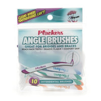 Plackers Angle Brushes