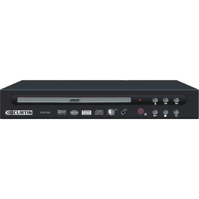 Curtis Compact DVD Player DVD1041 - CURTIS INTERNATIONAL LTD