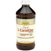 L-Carnitine Dynamic Health Lemon Lime Flavor Liquid  Plus Pantothenic Acid 1200mg