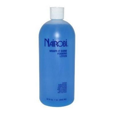 Nairobi Wrap-It Shine Foaming Lotion, 32 Ounce