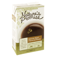 Nature's Promise Naturals Beef Flavored Broth