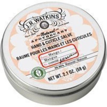 Jr Watkins J. R. Watkins Hand & Cuticle Salve, Mango, 2.1 oz