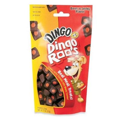 Dingo Dingoroos Soft & Chewy Treats, 7.5-Ounce