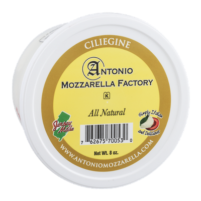 Antonio Mozzarella Factory Fresh Mozzarella Ciliegine