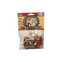 Vo Toys Christmas Braided Mice - 3 PACK