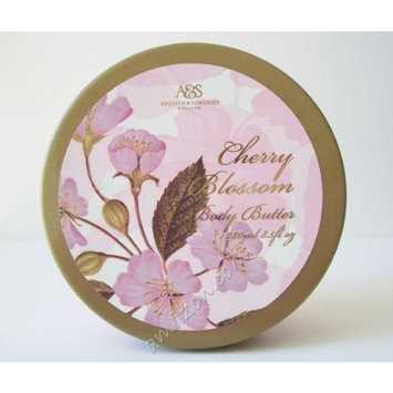 Asquith Somerset Asquith & Somerset Cherry Blossom Body Butter