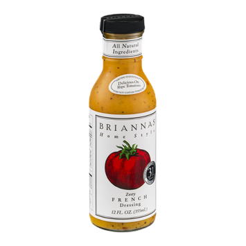 Briannas Home Style Dressing Zesty French