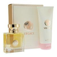 Gianni Versace Signature Set-Eau De Parfum Spray 1.7 Oz Body Lotion 3.4 Oz, 1 set