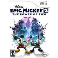 Activision Disney Epic Mickey 2: The Power of Two (Wii) - Pre-Owned