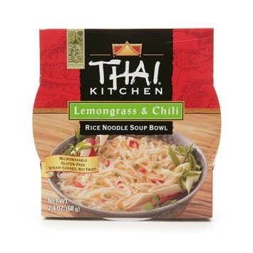 Thai Kitchen Rice Noodle Soup Bowl