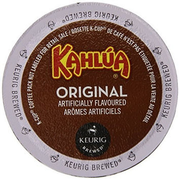 Timothy's World Coffee Kahlua Original K-Cups for Keurig Brewers, 24 Count (Pack of 4)