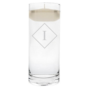 Cathy's Concepts Diamond Initial Floating Unity Candle I