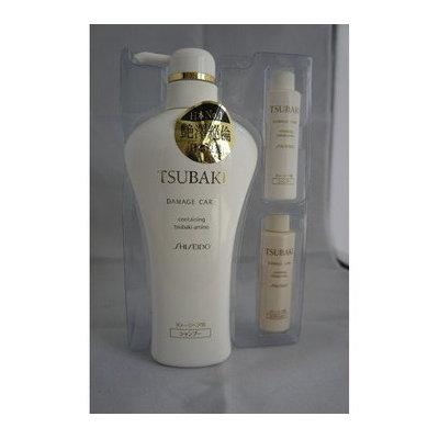 Shiseido Tsubaki Damage Care Single Shampoo Set