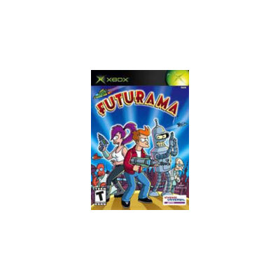SCI Games Futurama: The Game