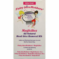 Fairy Lice Mothers MagicBox Head Lice Removal Kit 1 Kit