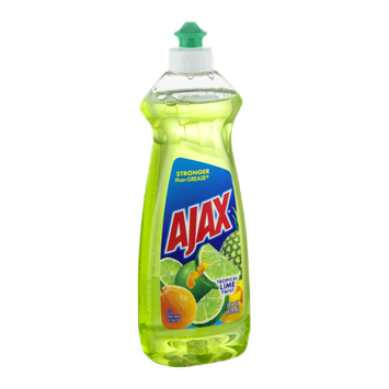 Ajax Dish Liquid Tropical Lime Twist