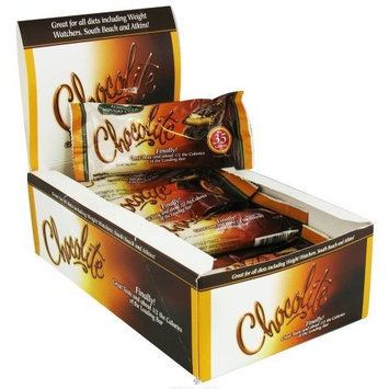 Chocolite Chocolate Almond Nougat Chew 16 Count