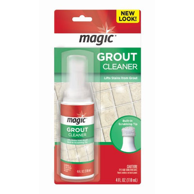 Magic 4 oz. Grout Cleaner with Scrubber Tip 2745