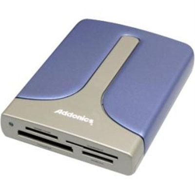 Addonics DigiDrive AEPDDESUWP Flash Reader/Writer Combo