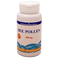 Woohoo Natural Woohoo Bee Pollen 500mg 100 Capsules