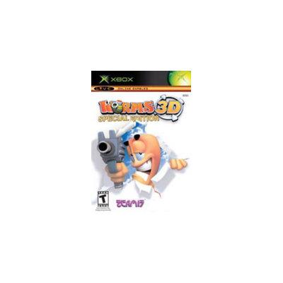 Sega Worms 3D
