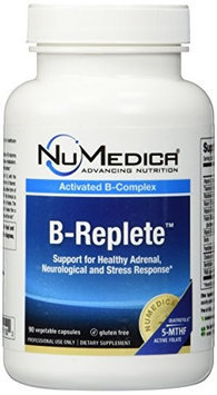 NuMedica, B-Replete Activated B Complex 90 vegetable capsules