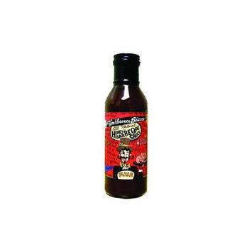 Torchbearer Honey BBQ Sauce 12.0 oz (Pack of 6)