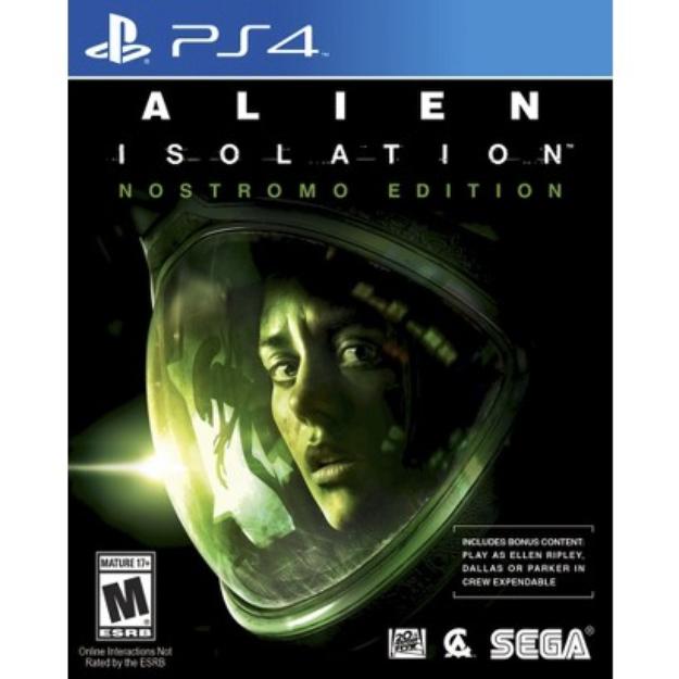 Sega Alien Isolation (PlayStation 4)