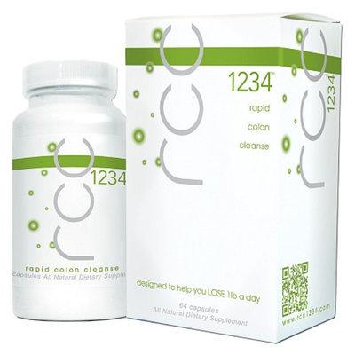 Creative Bioscience RCC 1234 Rapid Colon Cleanse