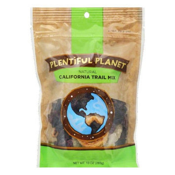Plentiful Planet Trail Mix California Style Bag (Pack Of 6)