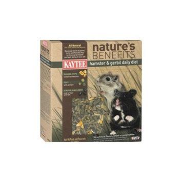 Kaytee Natures Benefits For Hamsters & Gerbils, 2 Lbs