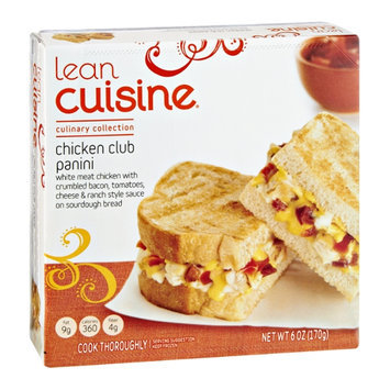 Lean Cuisine Culinary Collection Chicken Club Panini