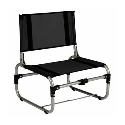 TravelChair Larry Portable Chair - Black