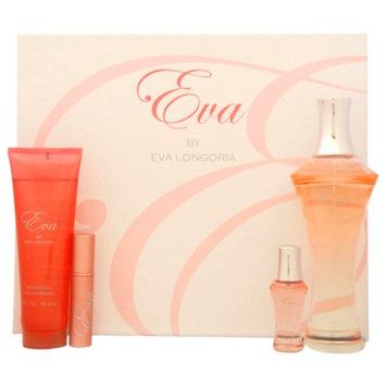 Eva by Eva Longoria Gift Set for Women, 4 Piece, 1 set