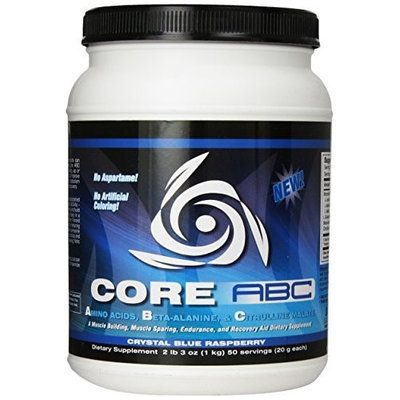 Core Nutritionals Core ABC - Crystal Blue Raspberry