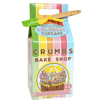 Pelican Bay Crumbs Bake Shop Make Your Own Colossal Cupcakes Happy Birthday 31 oz