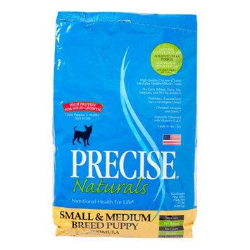 Precise Small/Medium Breed Dry Puppy Food 15lb
