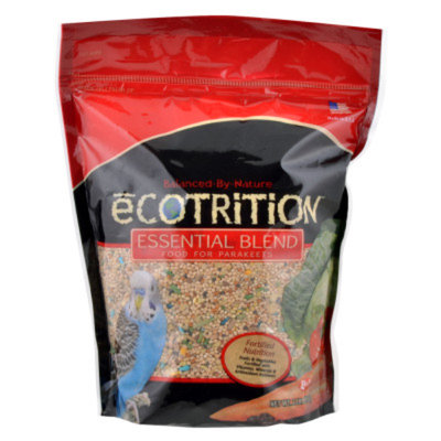 Ecotrition Parakeet Food