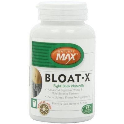 Naturalmax Bloat-x, 60-Count