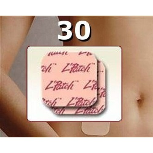 Le Patch 1 Month Supply 30 Patches Natural Weight Loss Bajar de Peso